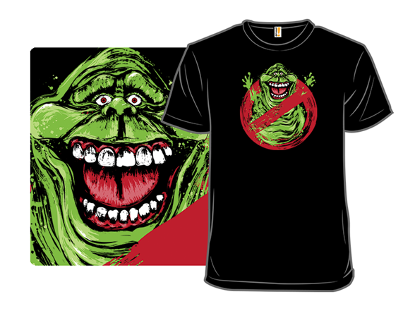 Slimebusters T Shirt