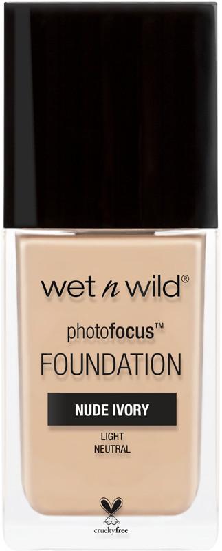 PhotoFocus Liquid Foundation - Nude Ivory