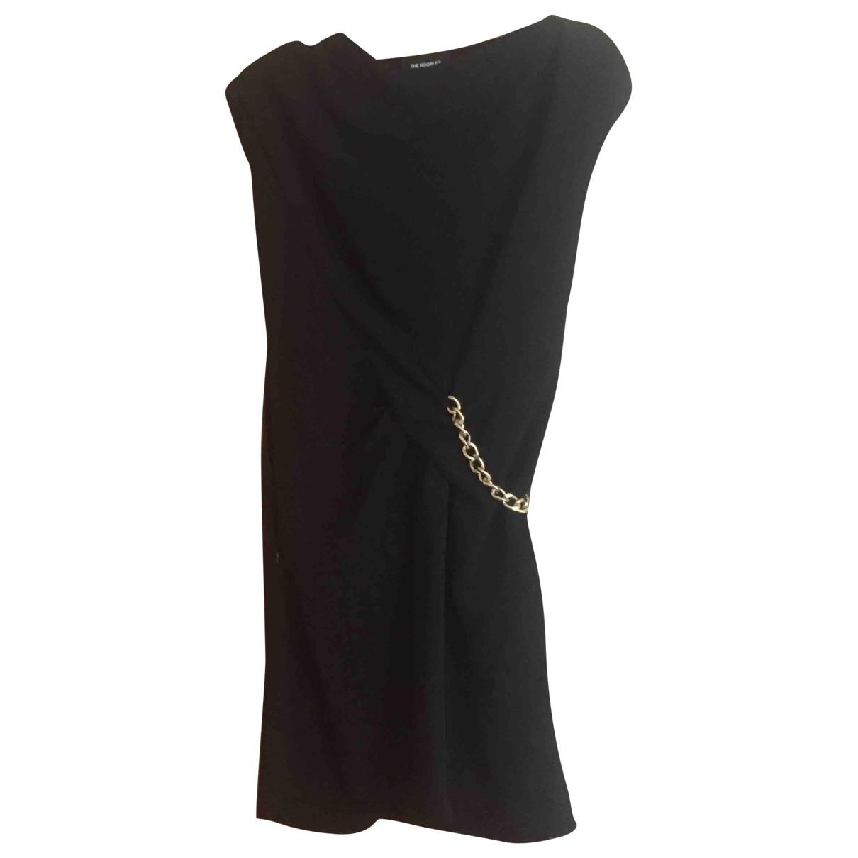 The Kooples Fall Winter 2019 Black dress for Women XS International
