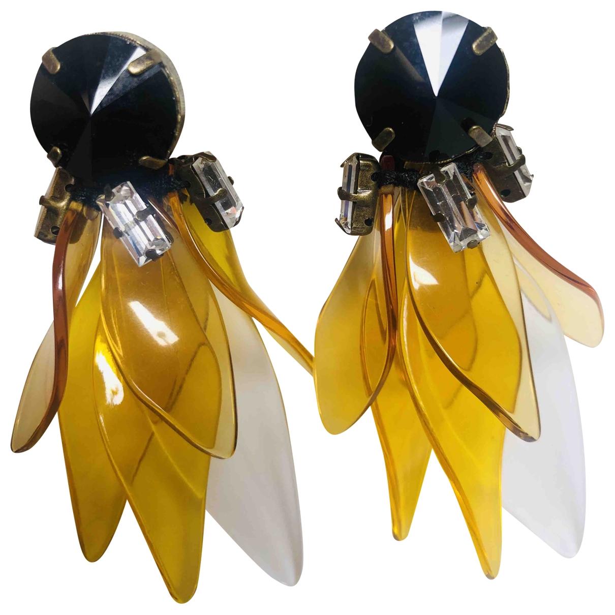 Marni For H&m - Boucles doreilles   pour femme - multicolore