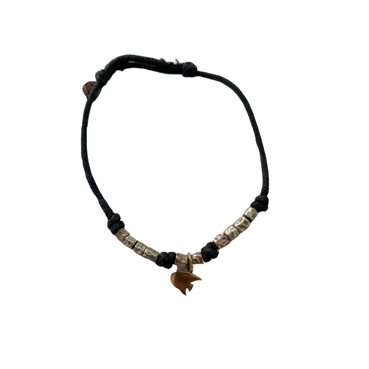 Dodo Pomellato \N Armband in  Schwarz Gelbgold