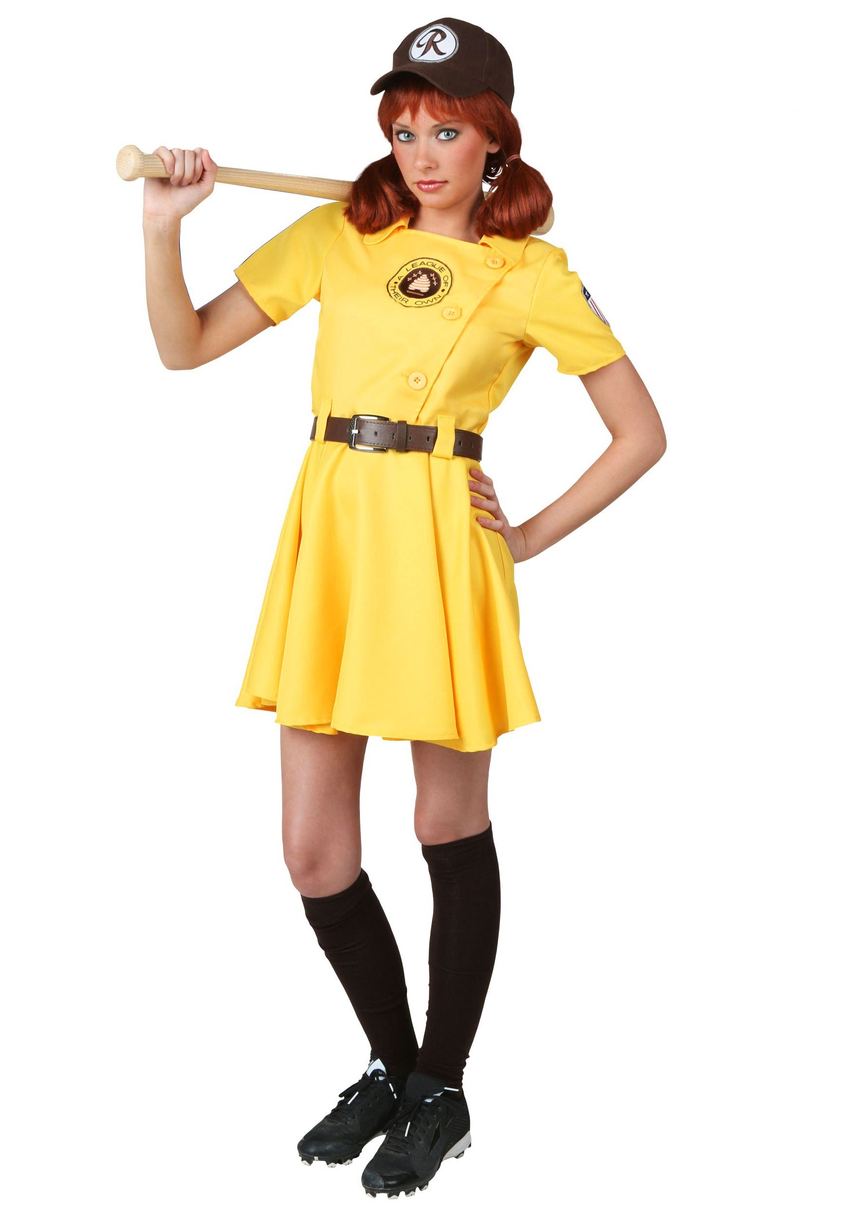 A League of Their Own Kit Costume for Women