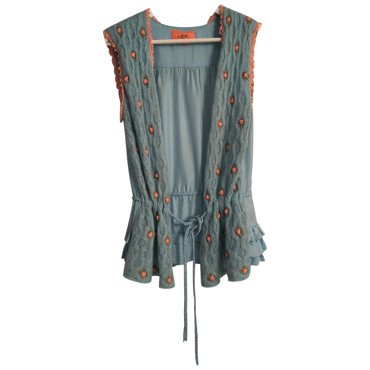 Manoush \N Blue jacket for Women S International