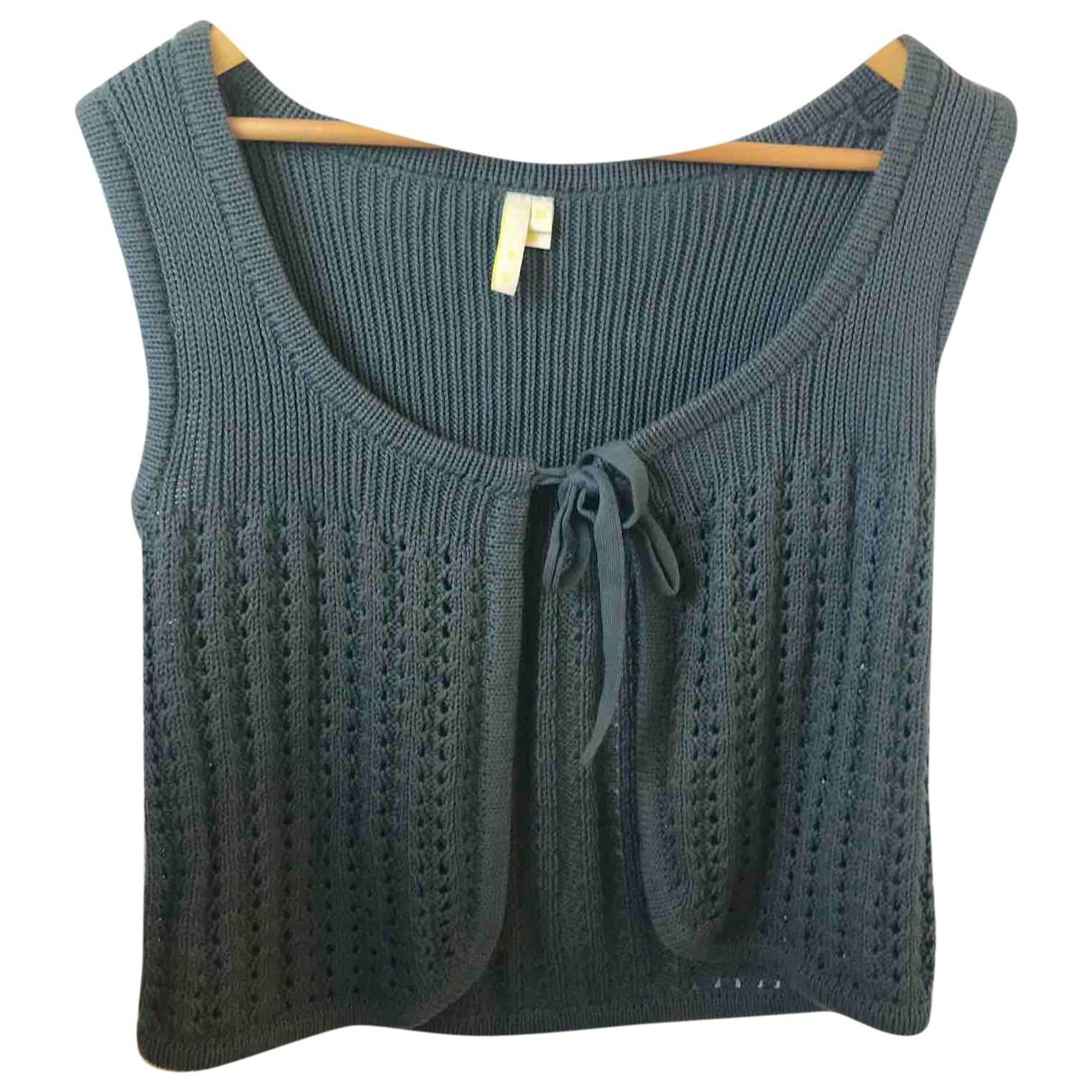Iro \N Pullover in  Blau Baumwolle