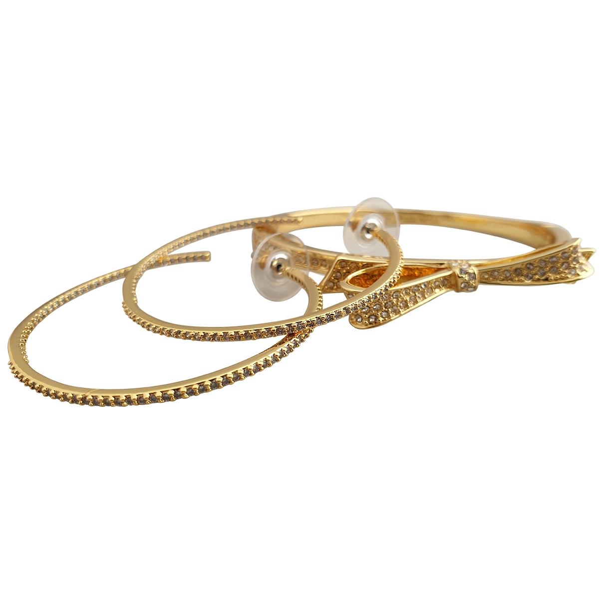 Kate Spade \N Schmuck-set in  Gold Metall