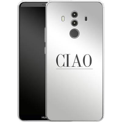 Huawei Mate 10 Pro Silikon Handyhuelle - Just CIAO! von Erik Scholz