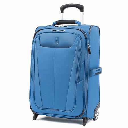 Travelpro Maxlite 5 22 Inch Lightweight Luggage, One Size , Blue