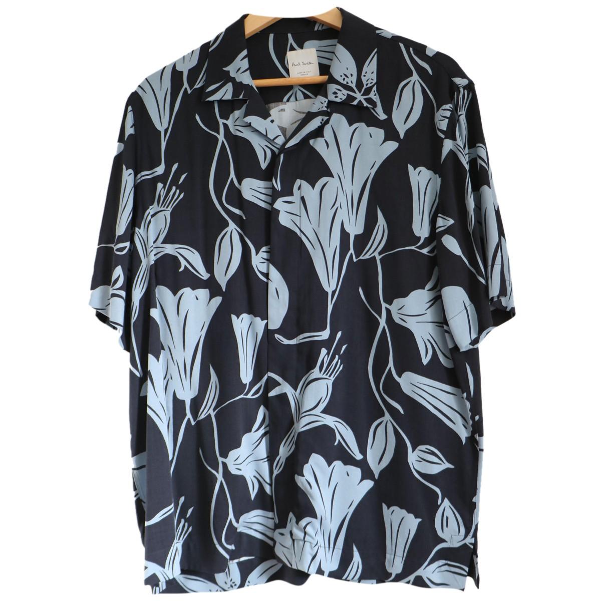 Paul Smith - Chemises   pour homme - bleu