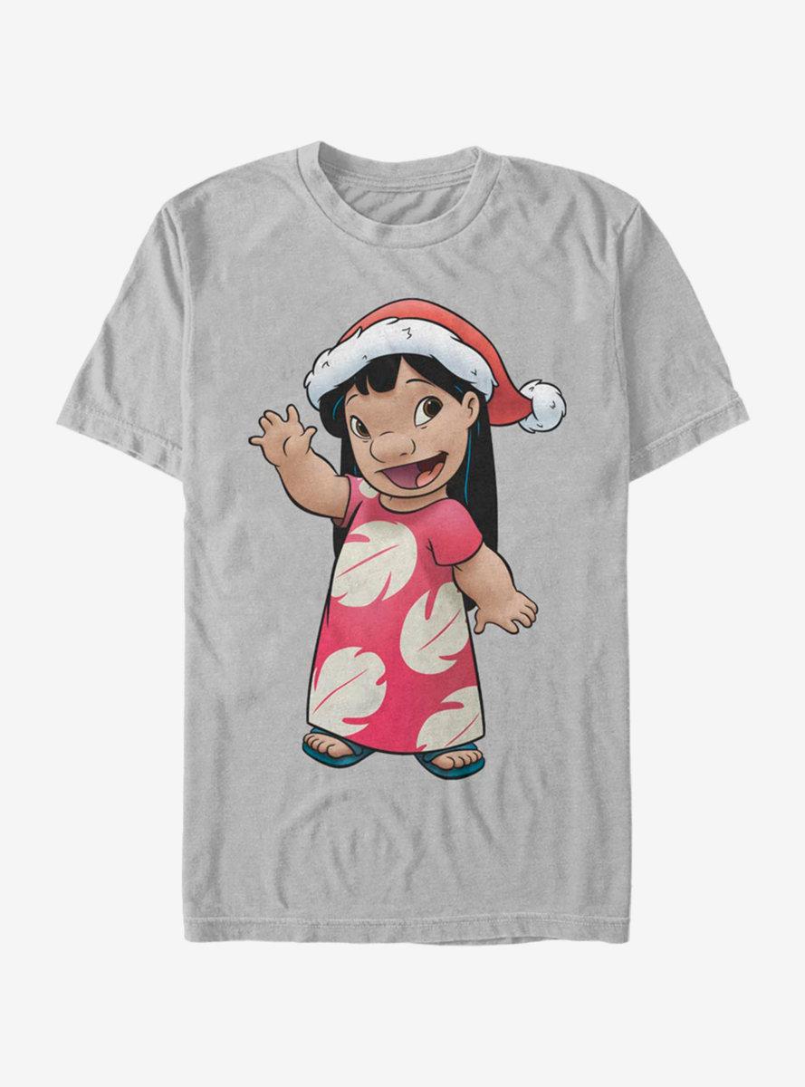 Disney Lilo And Stitch Lilo Holiday T-Shirt