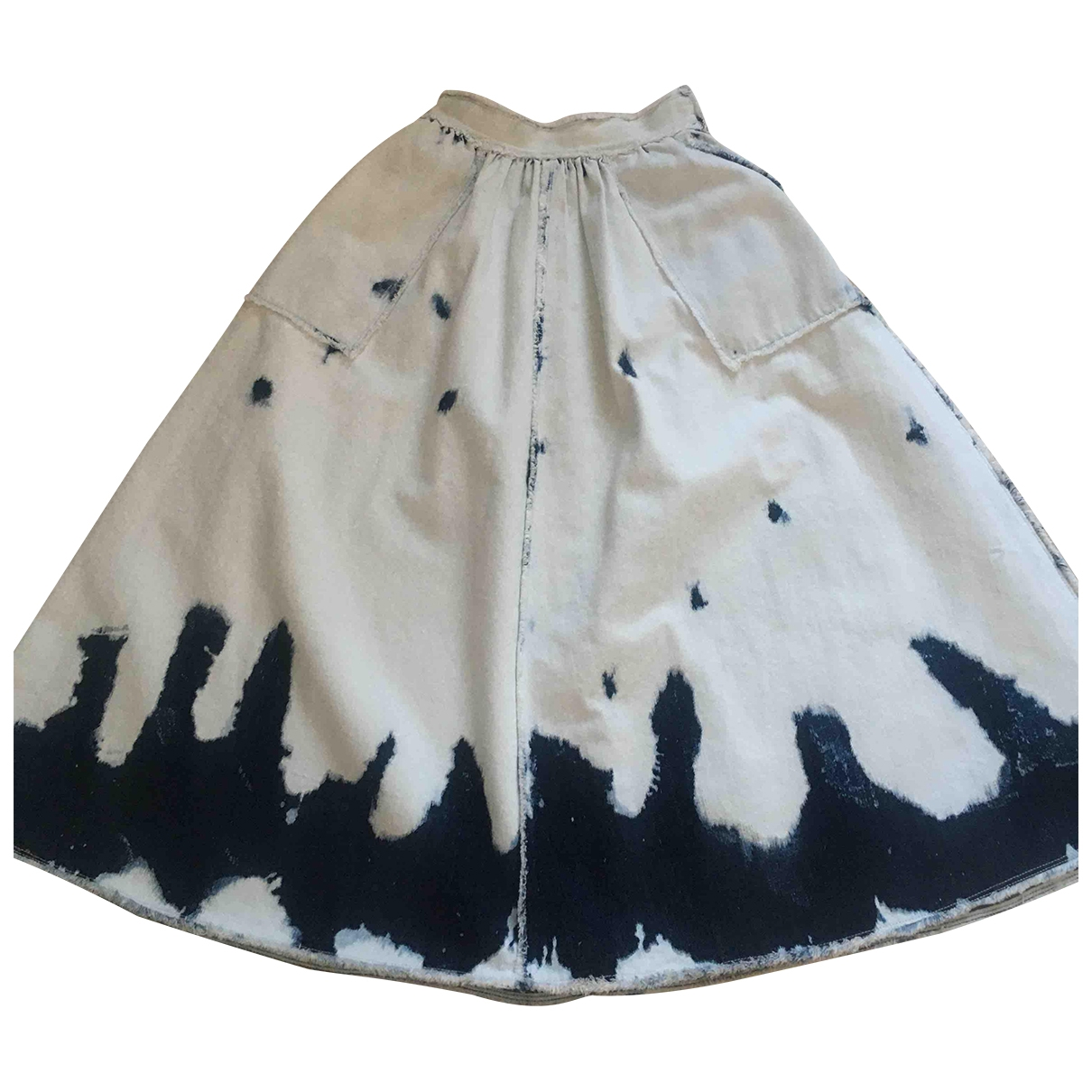 Falda maxi Dior