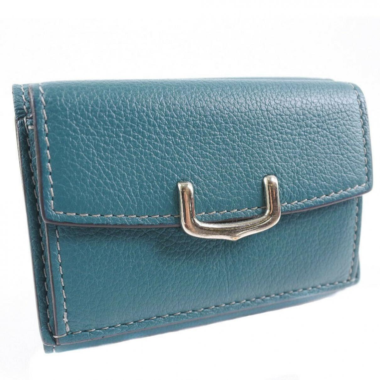 Cartier \N Fur wallet for Women \N