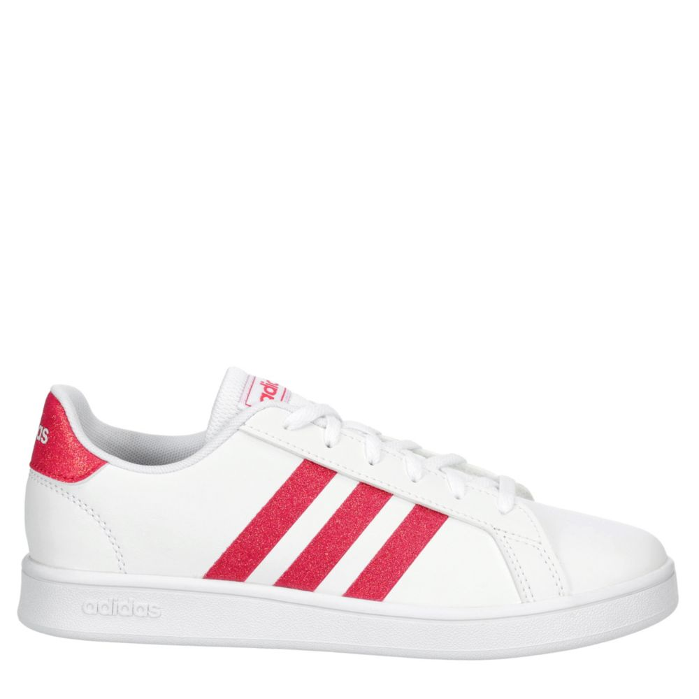 Adidas Girls Grand Court Shoes Sneakers