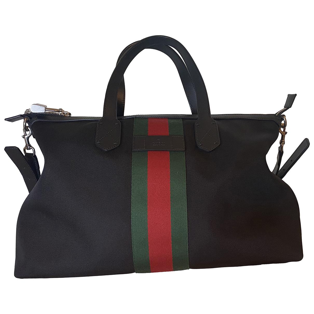 Gucci - Sac a main   pour femme - noir