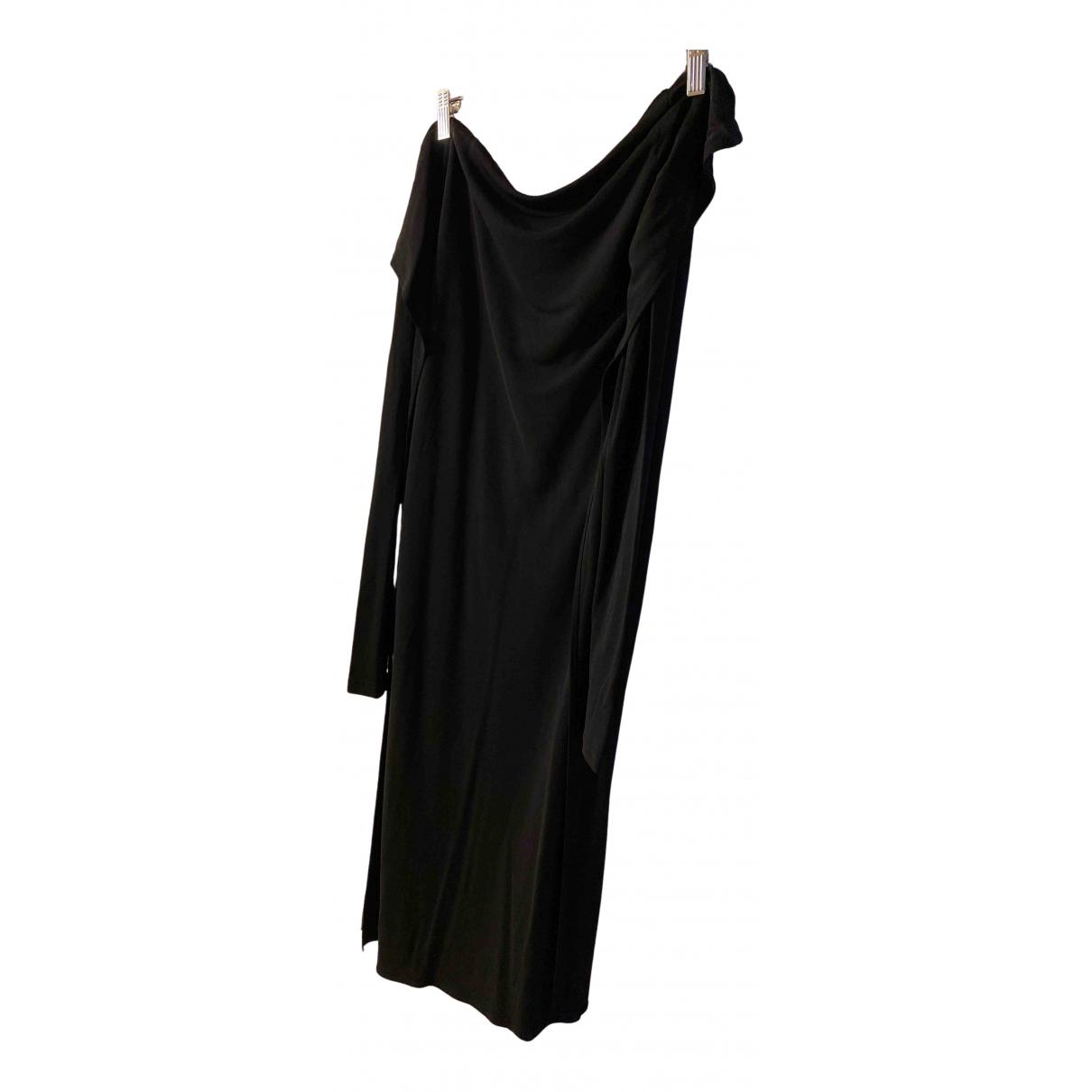 Maison Martin Margiela - Robe   pour femme - noir