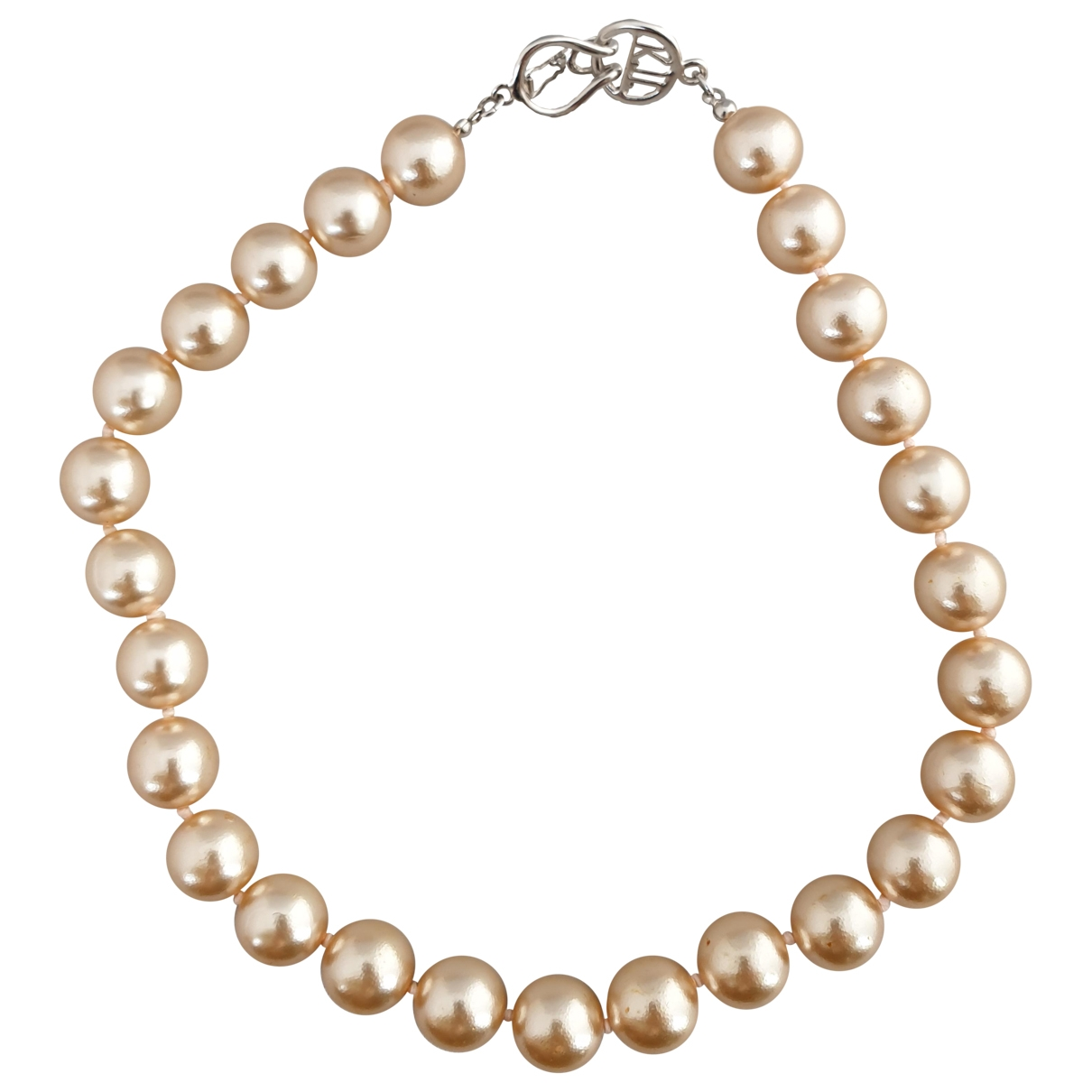 Kenneth Jay Lane - Collier   pour femme en perles - rose