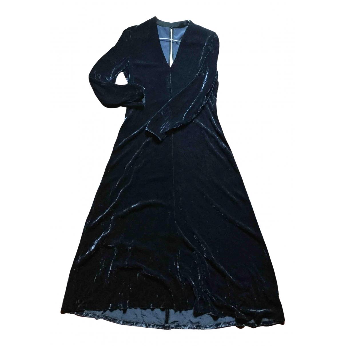 Maxi vestido Forte_forte