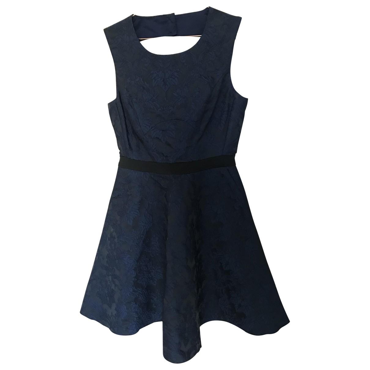 Mini vestido Reiss