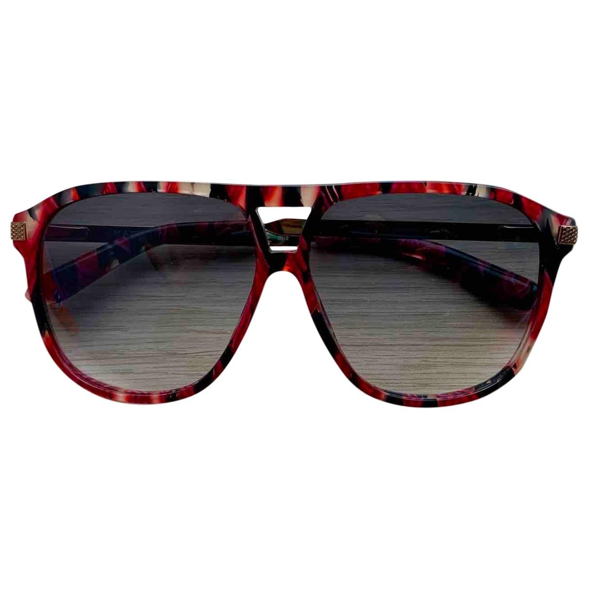 Marc By Marc Jacobs - Lunettes   pour femme en autre - rouge