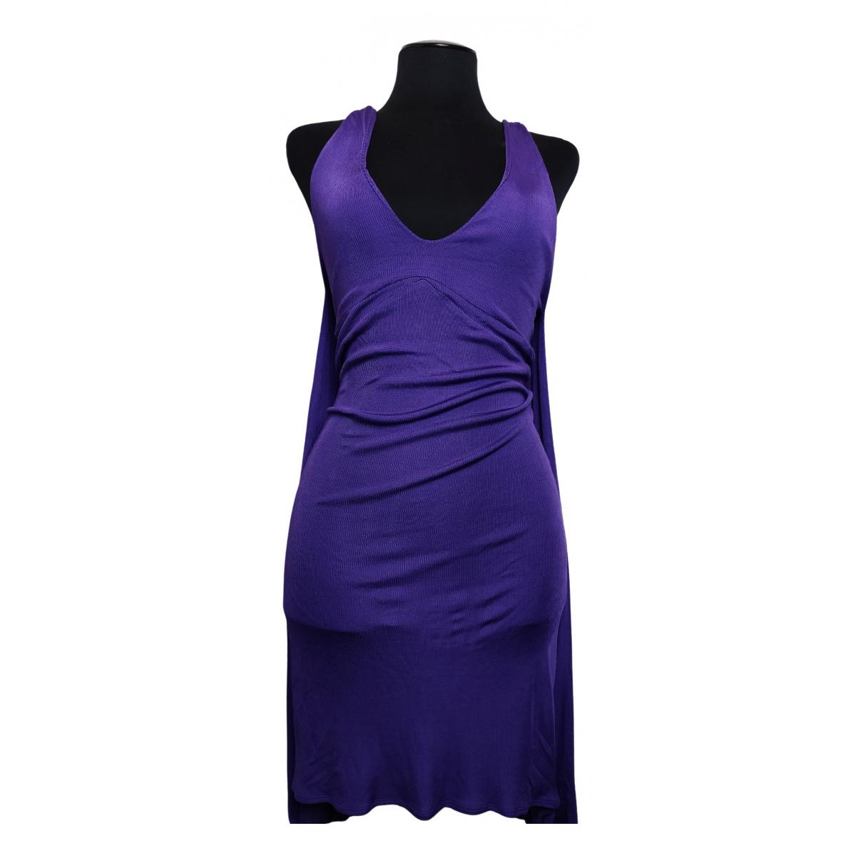 Just Cavalli \N Kleid in Baumwolle - Elasthan