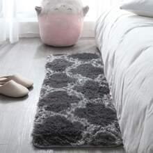Bodenmatte mit geometrischem Muster