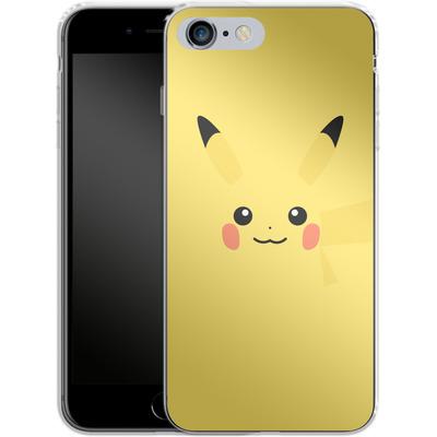 Apple iPhone 6 Plus Silikon Handyhuelle - Pikachu by Lucian Foehr von Lucian Foehr