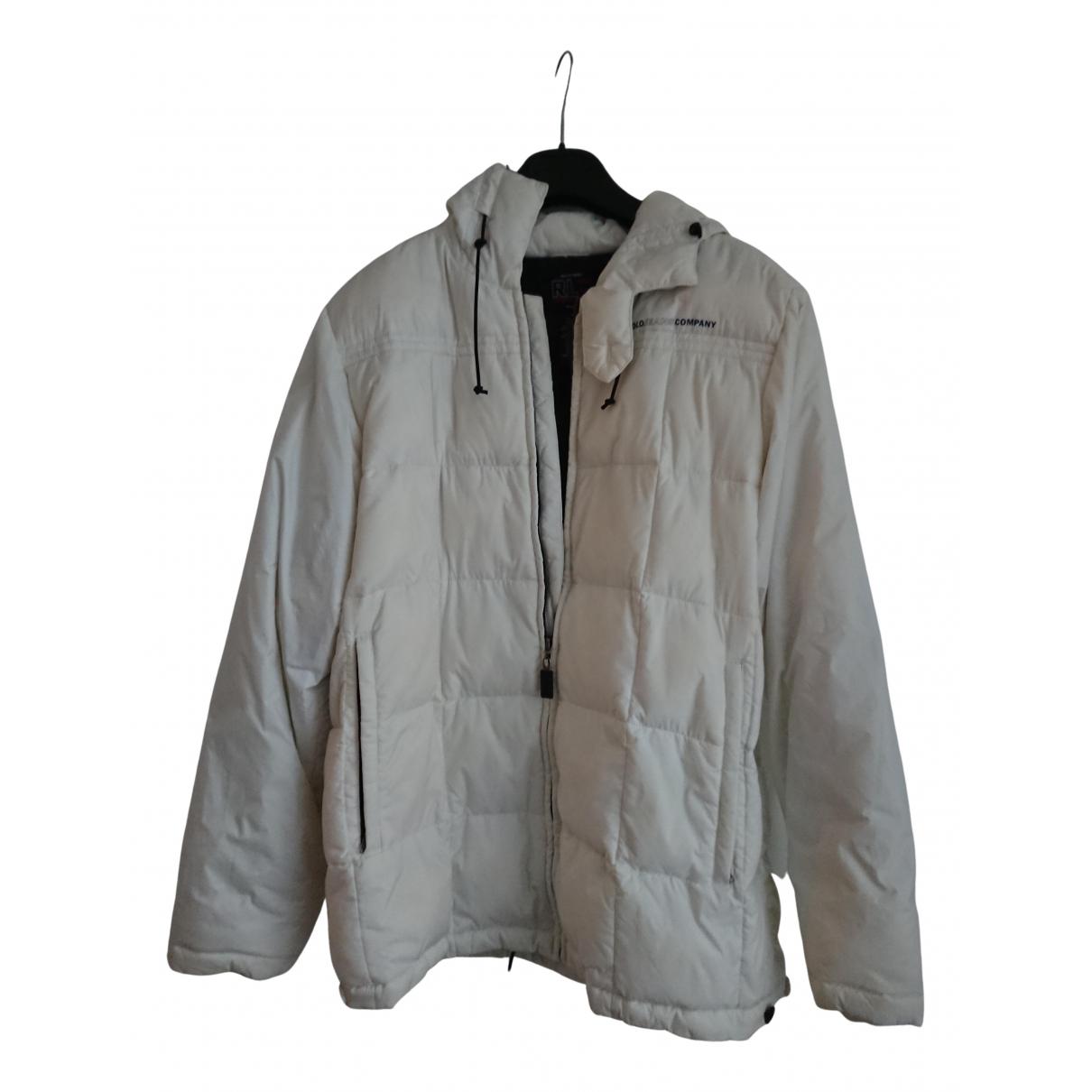 Polo Ralph Lauren - Manteau   pour femme - blanc