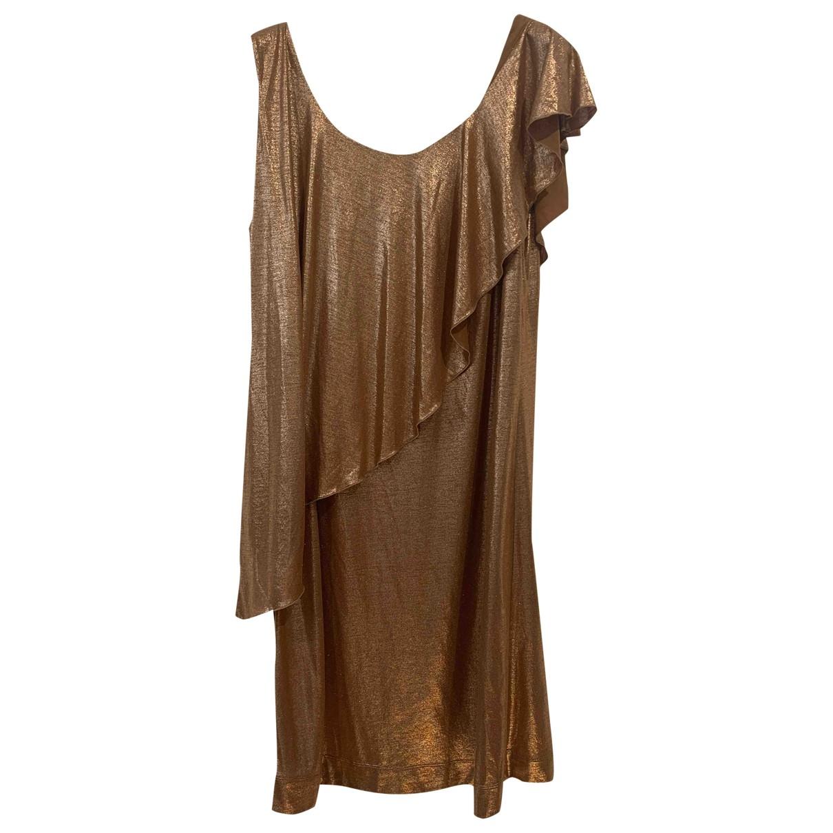 See By Chloé \N Metallic dress for Women 44 IT