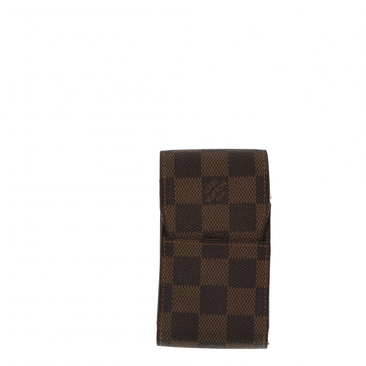 Louis Vuitton - Ceinture   pour femme en toile - marron