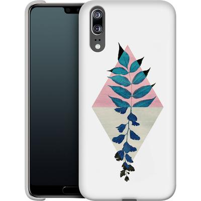 Huawei P20 Smartphone Huelle - Geometry and Nature 1 von Mareike Bohmer