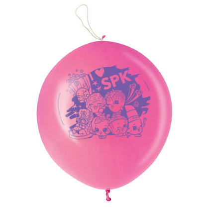 Shopkins 2 Punch Balloons Pour la fête d'anniversaire