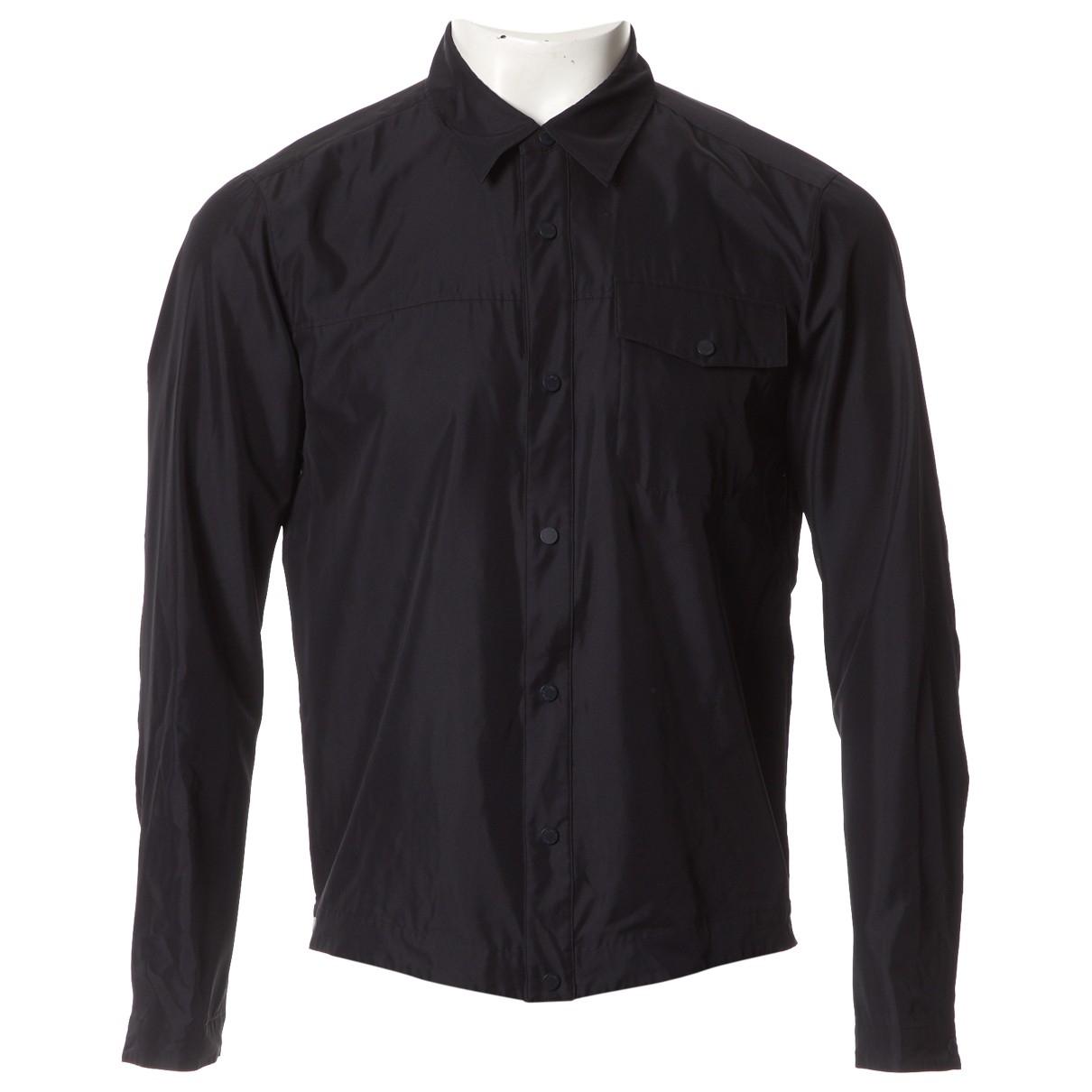 Louis Vuitton \N Black jacket  for Men M International