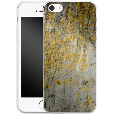 Apple iPhone 5 Silikon Handyhuelle - Rock 3 von Joy StClaire