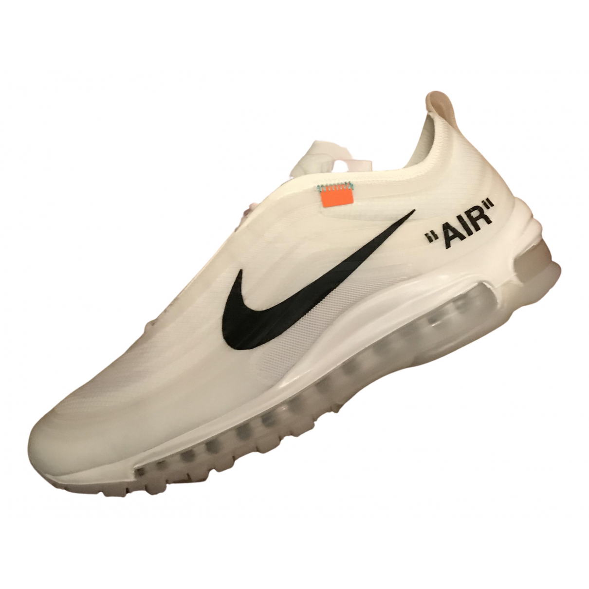 Nike X Off-white - Baskets Air max 97 pour homme - blanc