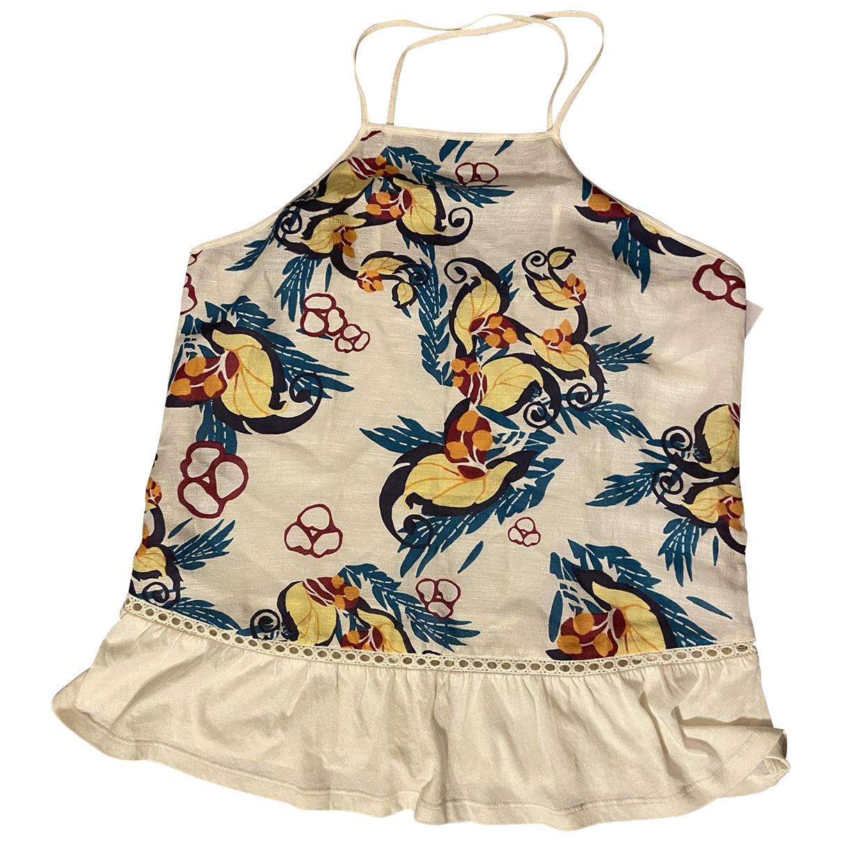 Comptoir Des Cotonniers \N Multicolour Cotton  top for Women L International