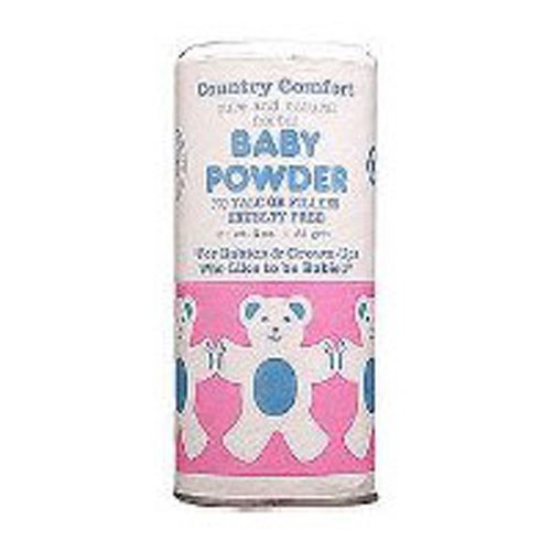Baby Powder 3 Oz by Country Comfort