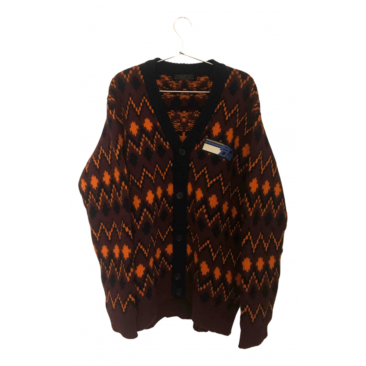 Prada \N Pullover.Westen.Sweatshirts  in  Bunt Kaschmir