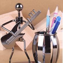 1pc Abstract Figure Design Pen Holder