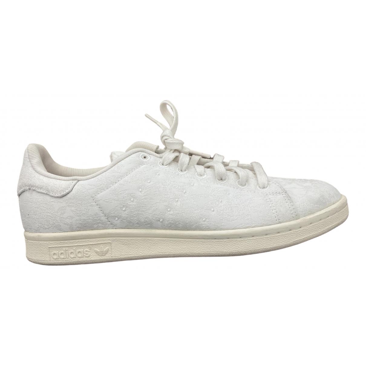 Adidas - Baskets Stan Smith pour femme - blanc