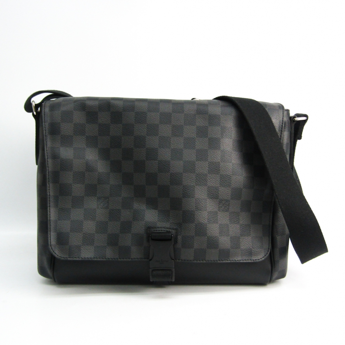 Louis Vuitton \N Black Cloth bag for Men \N