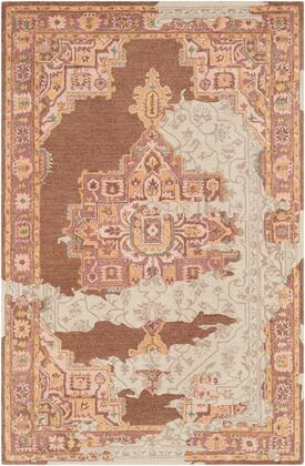 Hannon Hill HNO-1000 8' x 10' Rectangle Traditional Rug in