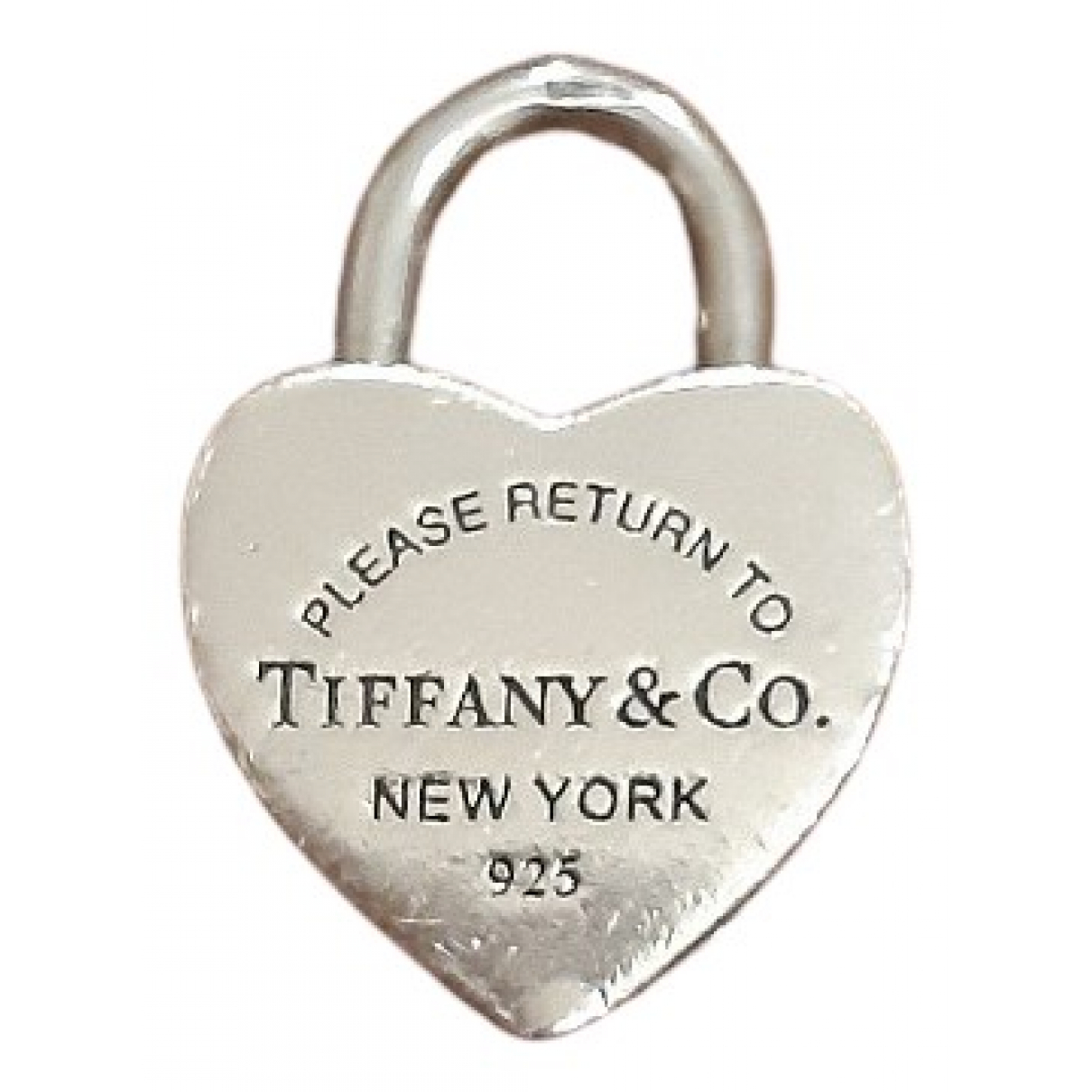 Tiffany & Co - Pendentif   pour femme en argent - argente
