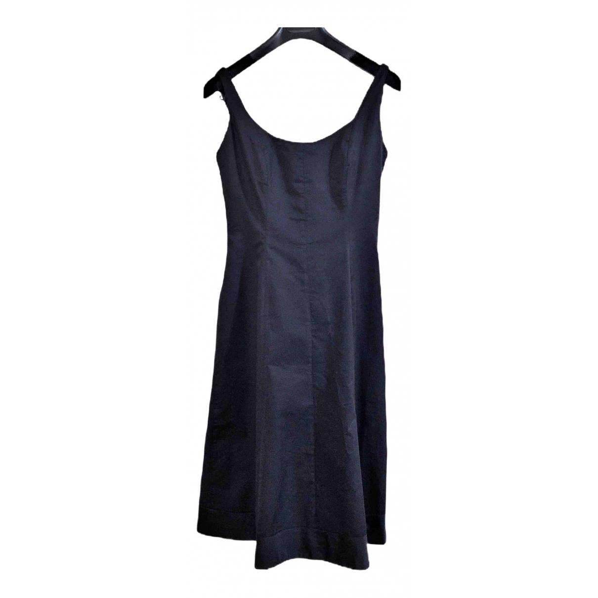 Sjp By Sarah Jessica Parker - Robe   pour femme en coton - noir
