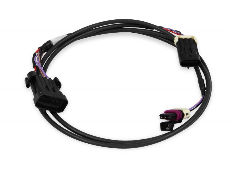 Holley EFI 558-431 IGNITION HARNESS, FERROUS CRANK/MAG CAM