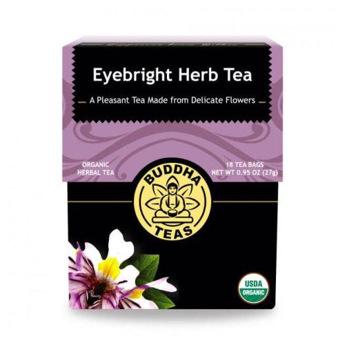Eyebright Tea 18 Bags by Buddha Teas