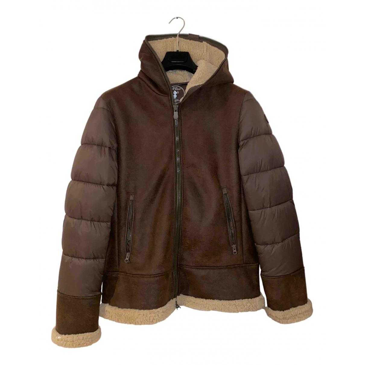 Save The Duck \N Brown jacket  for Men L International