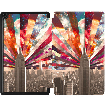 Amazon Fire 7 (2017) Tablet Smart Case - Superstar New York von Bianca Green