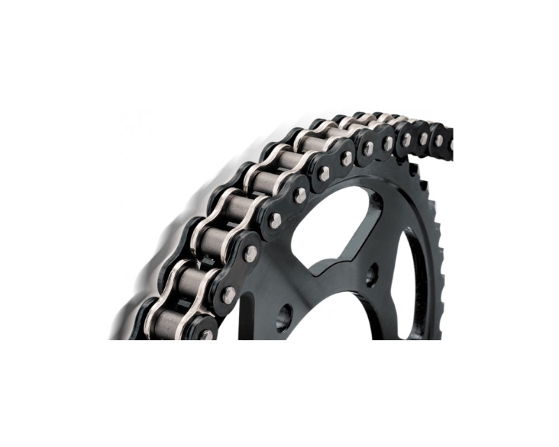 Bikemaster 520x120 BMXR Series Motorcycle Chain Black/Charcoal Finish