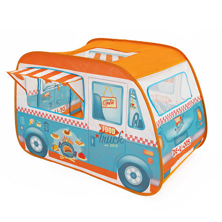 Pop-It-Up Play Tent Foodtruck, One Size , Multiple Colors