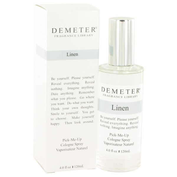 Linen - Demeter Eau de Cologne Spray 120 ML