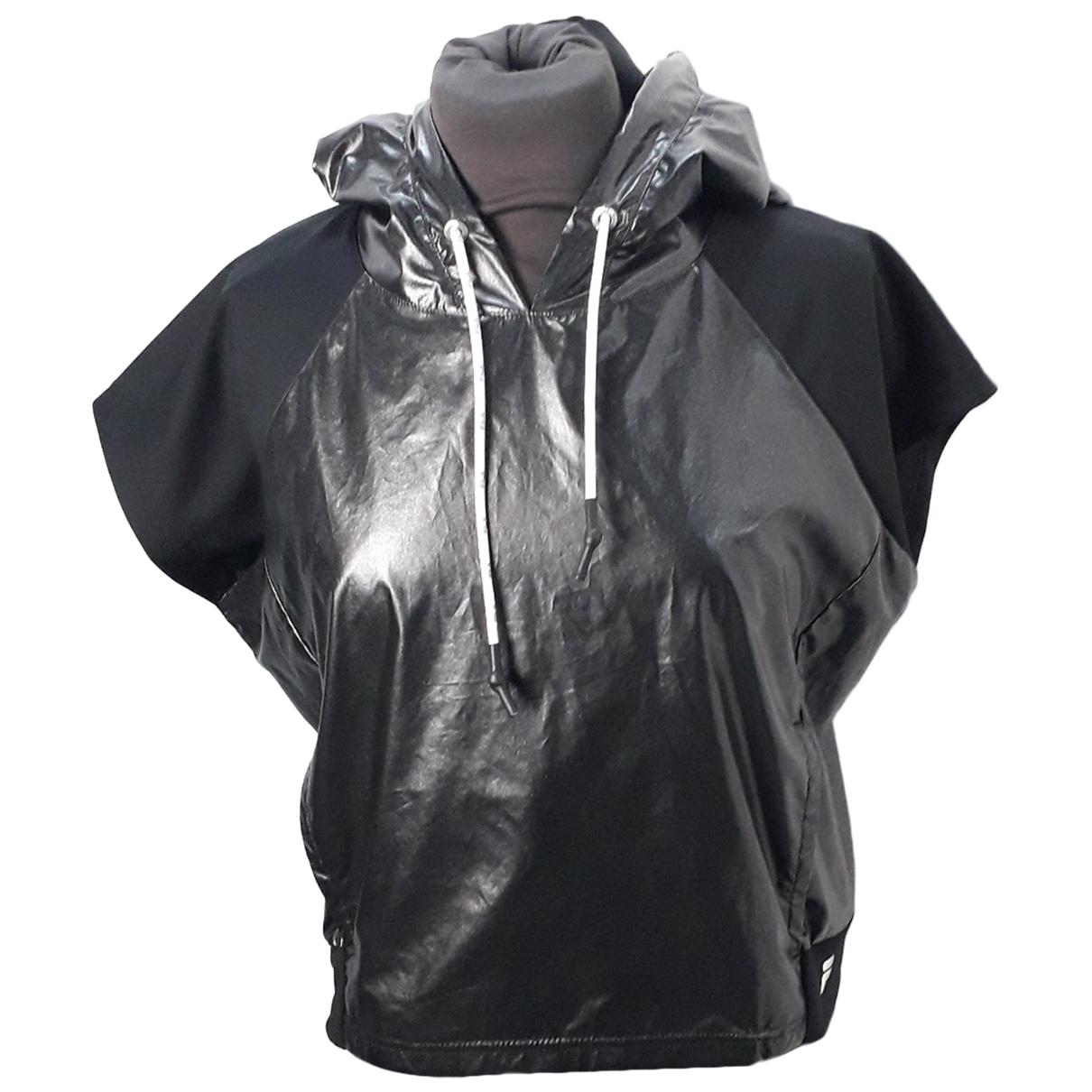 Fila \N Top in  Schwarz Polyester